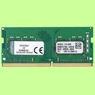 5Cgo【權宇】大陸版KINGSTON金士頓DDR4-2133 4GB 4G筆電專用記憶體KVR21S15S8/4 含稅