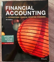 Financial Accounting 4e 九成新