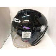 *工廠直營* ZEUS 瑞獅 ZS 625 碳纖維 安全帽 Hexagon Carbon 3/4帽 (多種尺寸) 免運!