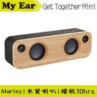Marley Get Together Mini 黑色 藍芽 木質喇叭 | My Ear耳機專門店