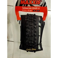 Outer Tires 27.5x2.30 Maxxis Minion Dhr Ii