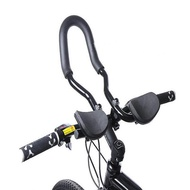 Mountain Road MTB Bike Bicycle Aluminum Alloy Triathlon Aero Rest Bar Relaxation Cycling Handlebar