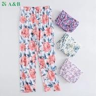 ﹉  Comfy Spandex TC Pajama For Women Sleepwear Pants