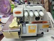 【黑豹】二手鎖邊機工業縫紉機家用直驅靜音拷邊機碼邊機密邊機包縫機