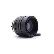 【台中青蘋果】Nikon Nikkor 105mm f1.8 二手 手動鏡頭 單眼鏡頭 #39640
