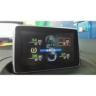 【車輪屋】ORO W408 胎內式 胎壓偵測器 New Mazda3 Mazda6 CX-5 含裝+平衡 保固兩年