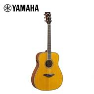 【YAMAHA 山葉】FG-TA VT TransAco 電民謠木吉他 復古原木色(原廠公司貨 商品保固有保障)