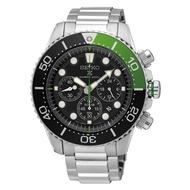 可議價 SEIKO 精工 PROSPEX 男 200米潛水 石英腕錶(SSC615P1) 43.57mm