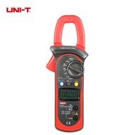UNI-T Digital Clamp Meter UT204 UT203 UT204A DC AC Current 400A-600A Power Clamp Multimeter Ammeterอุณหภูมิทดสอบ