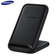 Original เหมาะสำหรับอุปกรณ์ชาร์จไร้สาย Samsung Stand Fast Qi ชาร์จเหมาะสำหรับ Samsung Galaxy S21/S20/Ultra/10/S9/S8 Plus/Note10 +/ 11,EP-N5200