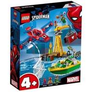 樂高積木 LEGO 76134 蜘蛛人:八爪博士鑽石浩劫