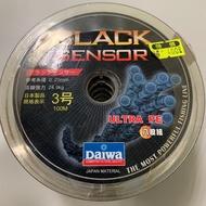 DAIWA BLACK SENSOR 八股PE線
