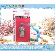 【~魚店亂亂賣~】日本GEX五味 單孔1000S打氣機 打氣幫浦 專用替換風帽 空氣幫浦鼓風膜 單入
