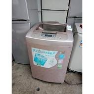 【家電王國】Lg2手15公斤變頻單槽洗衣機2008出廠玻璃面板