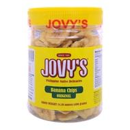 🇵🇭菲律賓 Jovy's Banana Chips 100g/400g🍌啾咪牌香蕉脆片/香蕉乾/香蕉片