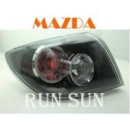 ●○RUN SUN 車燈,車材○● 全新 馬自達 07 08 09 MAZDA 3 5門 原廠型 尾燈 一顆 2500