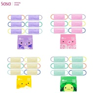 ☍Medeis ASTM Level 3 Disposable Medical Kid Mask(30pcs)(Ocean Collection Pink/Purple/Yellow/Green/White/Grey/Dark Blue)