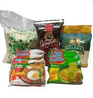 Paket Sembako Murah 3 - Beras, Gula, Kopi, Mie