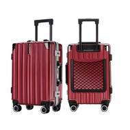 กระเป๋าเดินทางเดินทาง รุ่นใหม่ 20/24นิ้ว ล้อ360องศา วัสดุ ABS+PC แข็งแรงทนทาน กระเป๋าเดินทางล้อลาก