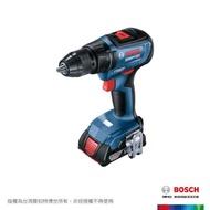 【BOSCH 博世】18V 鋰電免碳刷四分電鑽/起子機(GSR 18V-50)