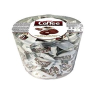 土耳其 咖啡夾心糖 塔雅思咖啡夾心糖(桶裝)1000G