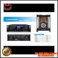 Power Amplifier BADAK ! Zetapro TD2200 TD 2200 Class TD Sound system !