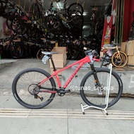 Ready MTB 29 shadow Nagato 12sped simano deore m6100 by united