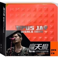 Jay Chou Jay Chou Magic-world Tour Dvd+2 Cd