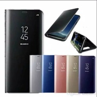 Flip cover Clear View Mirror standing Samsung A51 A71