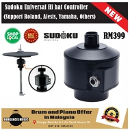 Sudoku Electronic Electric Digital Drum Hihat Roller Hihat Controller Pedal (support Roland,Yamaha,Alesis,others)