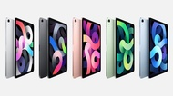 Apple iPad Air4 64-256gb wifi เครื่องศูนย์ไทย โมเดลTH/A ไม่แอคติเวท ประกัน1ปี