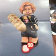 樂高 Lego 71022 20號