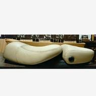 義大利製 Vespa LX125 LX150 ET8 雙椅座墊 原價14800