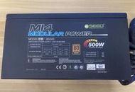 現貨 power SEED 種子 電源供應器 二手 MI4 500W BS500 80PLUS 6pin 8pin