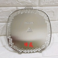 PHILIPS飛利浦健康氣炸鍋專用配件-無煙上蓋/防油噴蓋(適用HD9642)