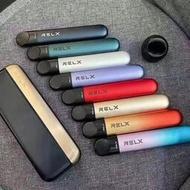 現貨-當天秒出 Relx 四代 無限悅刻 主機 煙彈 原廠正品 通配 YUKI EFK 多種口味 老冰棍 西瓜 雪碧