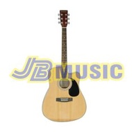 Fernando AW-41C Acoustic Guitar with Cutaway (Natural)