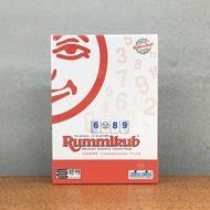 【正版現貨】森森桌遊🍒Rummikub拉密-簡易版 外出紙牌版 Rummikub Cardboard 正版桌遊
