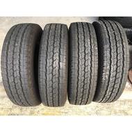 99新 瑪吉斯185/R14 貨車胎2條 185/14C 185R14C