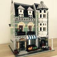【新品上市】樂高 LEGO 10185 Green Grocer 絕版街景復刻 綠色雜貨鋪