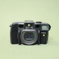 【Polaroid雜貨店】♞Fuji work Record   藍鈕 防水 傻瓜 fuji版現場監督