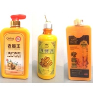Old ginger shampoo for hair loss shampoo)