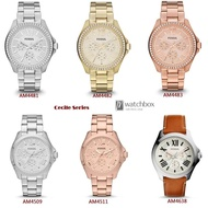 Fossil Original Cecile Multifunction Women Watch 40mm Fossil