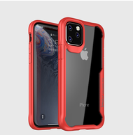 iPaky Super Series Case for Apple iPhone 11 11Pro 11ProMax X Xr Xs Xs Max เคส ไอปากี้ รุ่นซุปเปอร์ซีรีย์ สำหรับ ไอโฟน สิบ สิบอาร์ สิบเอส สิบเอส แม็ก หลังใส กันกระแทก