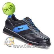 【空運預購】 Dexter SST 8 Pro (Men's) 雙腳可換底保齡球鞋-黑藍 (歡迎預購~)