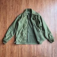 Vintage USN A-2 Deck Jacket 古著美國海軍公發甲板夾克軍裝-S號/TABI Vintage旅著