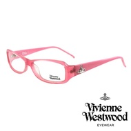 【Vivienne Westwood】土星經典款光學眼鏡(粉 VW066_02)