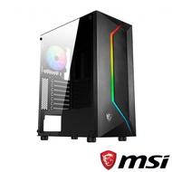 【MSI 微星】MAG VAMPIRIC 100R 電腦機殼(側透)