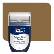 Dulux Colour Play Tester Brandy Snap 09YY 18/226