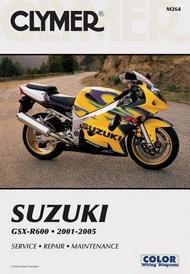 Suzuki GSX-R600 2001-2005